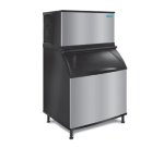"""Koolaire KY-1350N 48"""" Cube Ice Machine Head - 1470-lb/day, Air Cooled, 208v/1ph"""