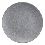 "Elite Global Solutions RT6R 6"" Round Tenaya Plate - Melamine, Granite Stone"