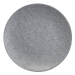 "Elite Global Solutions RT8R 8"" Round Tenaya Plate - Melamine, Granite Stone"