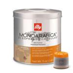 Illy 7474 MonoArabica Ehiopia Espresso Capsules - 21-capsules