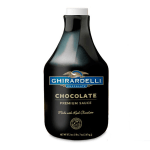 Ghirardelli 62057 87.3-oz Black Label Chocolate Flavored Sauce