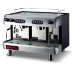 Grindmaster CS2-220 Semi-Automatic Espresso Machine w/ (2) Groups - 3.25 gal Boiler, 220 240v/1ph