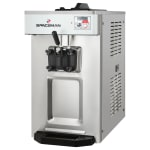 Spaceman 6236AH Soft Serve Freezer w/ (1) 15.9-qt Hopper, Air Cooled, 208-230v/1ph