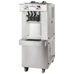 Spaceman 6250AH Soft Serve Freezer w/ (2) 12.7-qt Hopper, Air Cooled, 208-230v/1ph