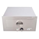 Toastmaster 3A80AT09 Built-In Insulated Warming Drawer, 1 Drawers, 7 dz Rolls/Drawer, 120v