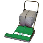 "Bissell BG-CC28 28"" Wide Area Vacuum w/ Adjustable Height, Green"