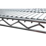 """StoreIt 11460 Chrome Wire Shelf - 60""""W x 14""""D"""