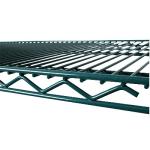 """StoreIt 21436 Epoxy Coated Wire Shelf - 36""""W x 14""""D"""
