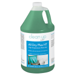 Clean Up ALLDRYHT4 1 gal All Dry Plus HT High-Temp Rinse Aid for Commercial Dishwashers