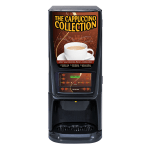 Curtis EXPR10 12-Flavor Cappuccino Machine w/ (4) 2-lb & (1) 10-lb Hoppers, 120v