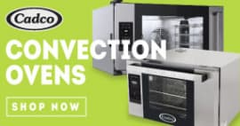Cadco Convection Ovens