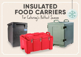 Insulated Food Carrier