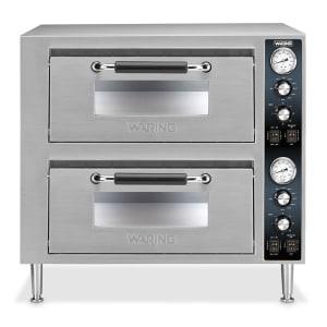 Tomlinson 1023230 Countertop Pizza Oven Single Deck 120v