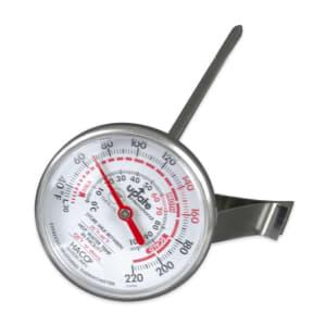 San Jamar THDGPCKT Waterproof Digital Pocket Thermometer ABS Plastic