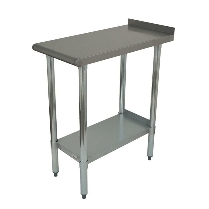 Advance Tabco Ft 3012 Equipment Filler Table W Undershelf 12 X 30 Stainless