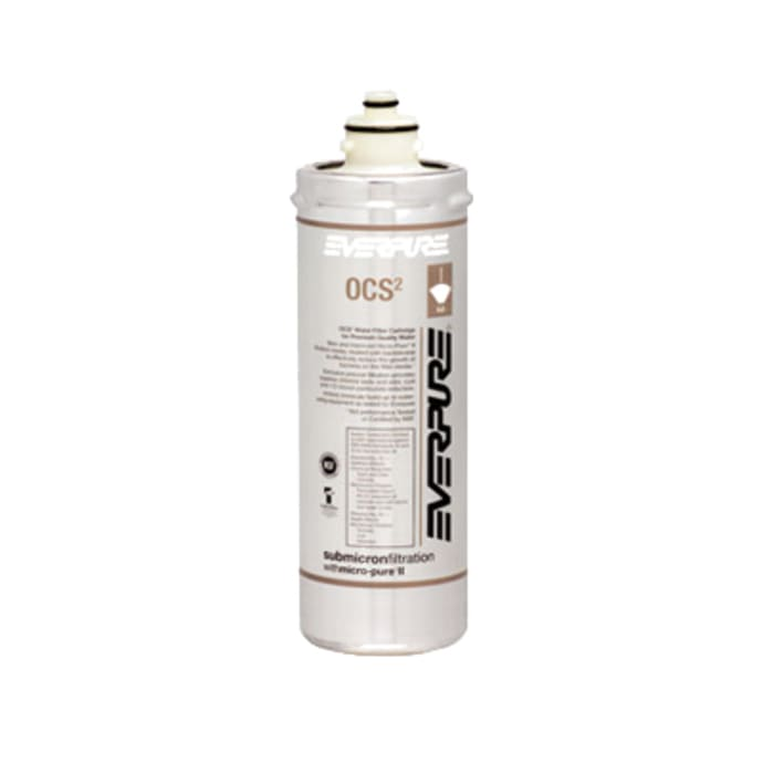 Everpure Ev961807 Ocs Replacement Water Filter Cartridge 1 500 Gal Capacity