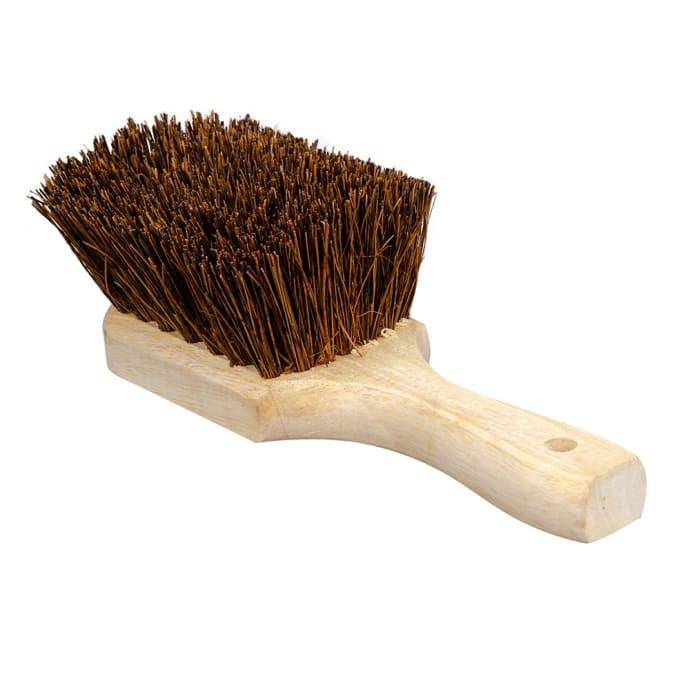 Town 53181 9 1 2 Standard Style Wok Brush 5 X 5 Brush Face Palmyra