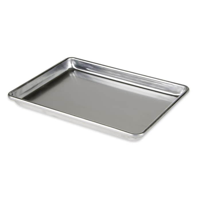 Update Abnp 25 1 4 Quarter Size Bun Sheet Pan 13 X 9 1 2 X 1 19 Gauge Aluminum