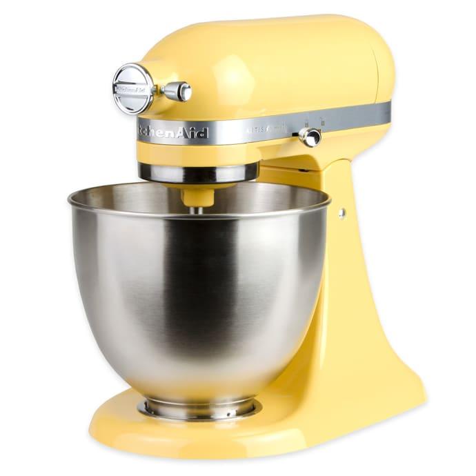 Kitchenaid Ksm3311xbf 10 Speed Stand Mixer W 3 1 2 Qt Stainless Bowl Accessories Orange Sorbet