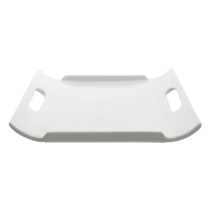 10 Strawberry Street Wtr 12 11rechndl Rectangular Whittier Platter 12 X 10 3 4 Porcelain White