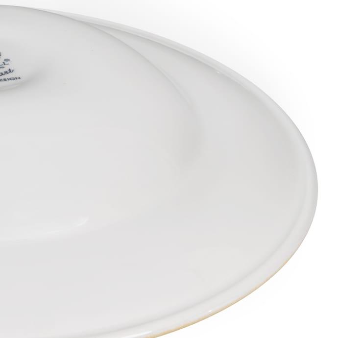 Churchill STONECAST Soup Bowl Barley White Suppenschüssel Porzellan 47 cl weiß