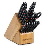 Wusthof Knife Set & Cutting Board