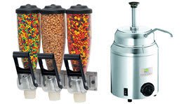 Condiment & Food Dispensers