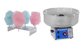 Cotton Candy Machine & Display
