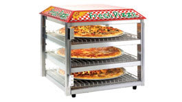 Pizza Display Case