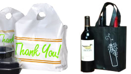 Wine & Take-out Bags