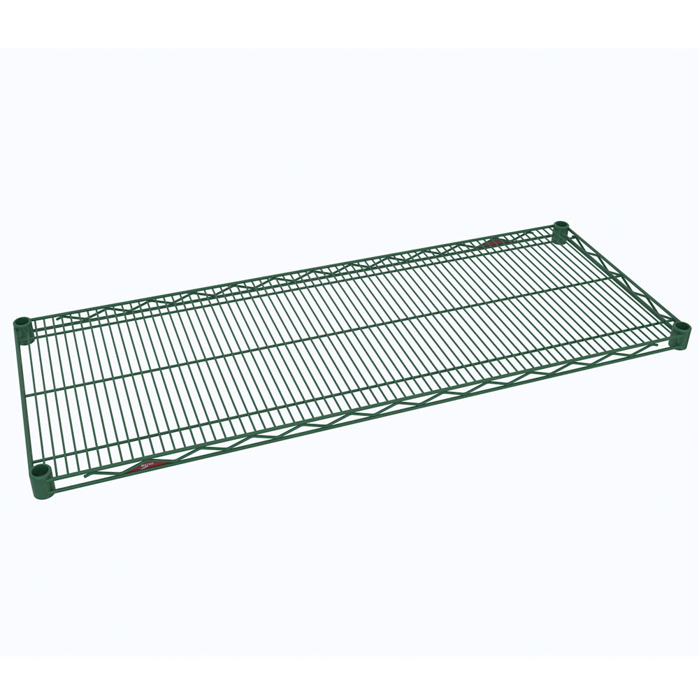 "Metro 2436NK3 Super Erecta® Epoxy Coated Wire Shelf - 36""W x 24""D"