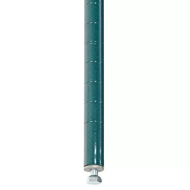 "Metro 54PK3 54.43"" Super Erecta® Shelving Post w/ 2"" Number Increments, Epoxy Coated"