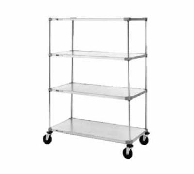 "Metro 63UP 61.81"" Super Erecta® Post for Stem Casters"