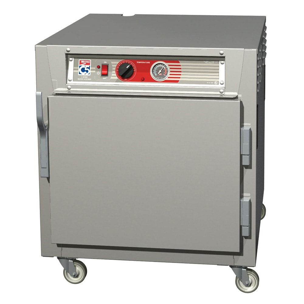 Metro C563L-NFS-U Undercounter Insulated Mobile Heated Cabinet w/ (5) Pan Capacity, 120v