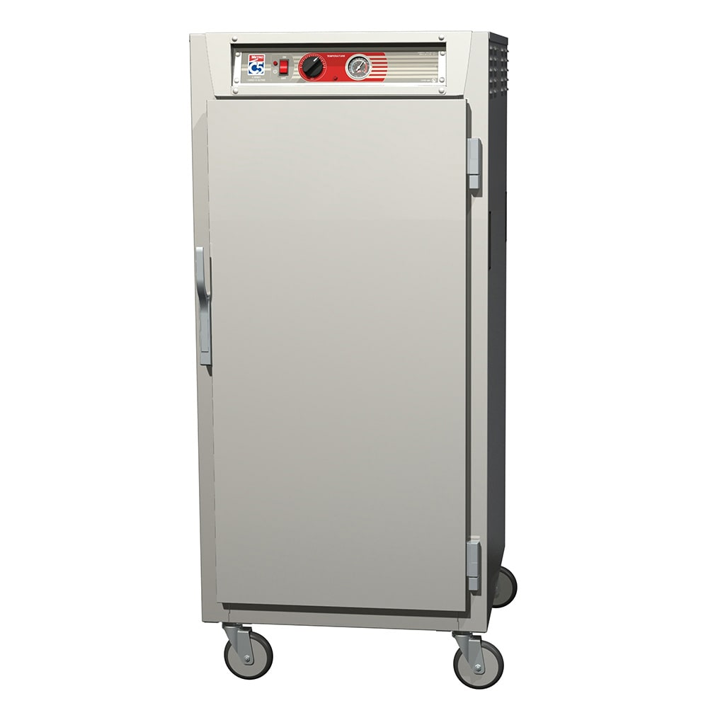 Metro C567-NFS-U 3/4 Height Insulated Mobile Heated Cabinet w/ (13) Pan Capacity, 120v