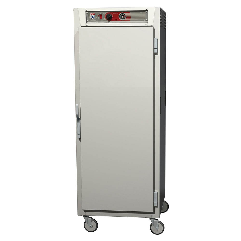 Metro C569L-NFS-UPFC Full-Height Mobile Heated Cabinet w/ (34) Pan Capacity, 120v