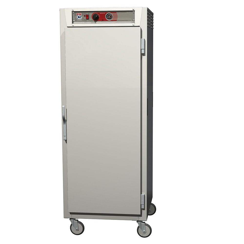 Metro C569-SFS-U Full-Height Mobile Heated Cabinet w/ (18) Pan Capacity, 120v
