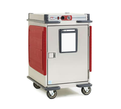Metro C5T5-ASF 1/2-Height Mobile Heated Cabinet w/ (18) Pan Capacity, 120v