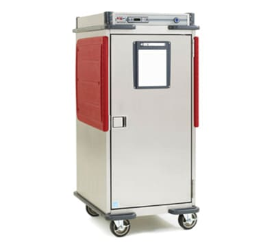 Metro C5T8-DSF 5/6 Height Insulated Mobile Heated Cabinet w/ (28) Pan Capacity, 120v