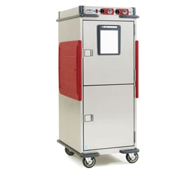 Metro C5T9D-ASF Full Height Insulated Mobile Heated Cabinet w/ (32) Pan Capacity, 120v