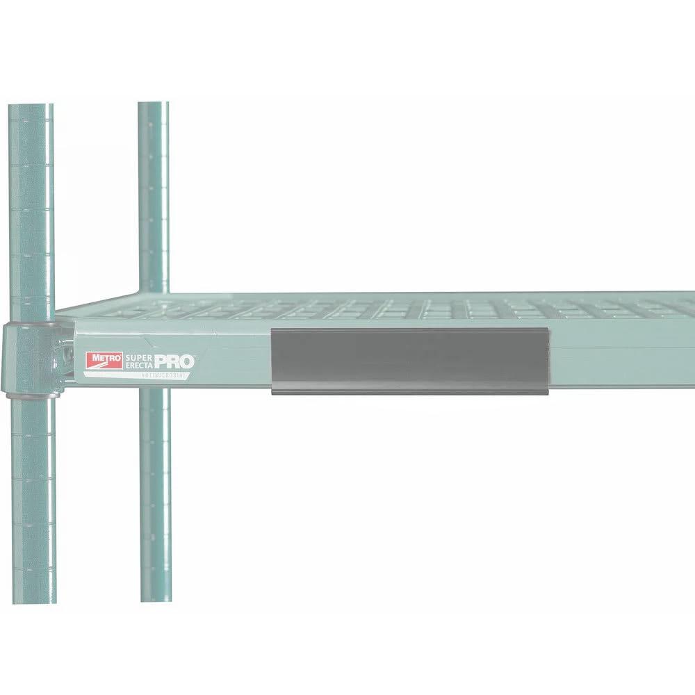 "Metro CSM6-GRX MetroMax i® Shelf Marker - 6"" x 1.5"", Gray"