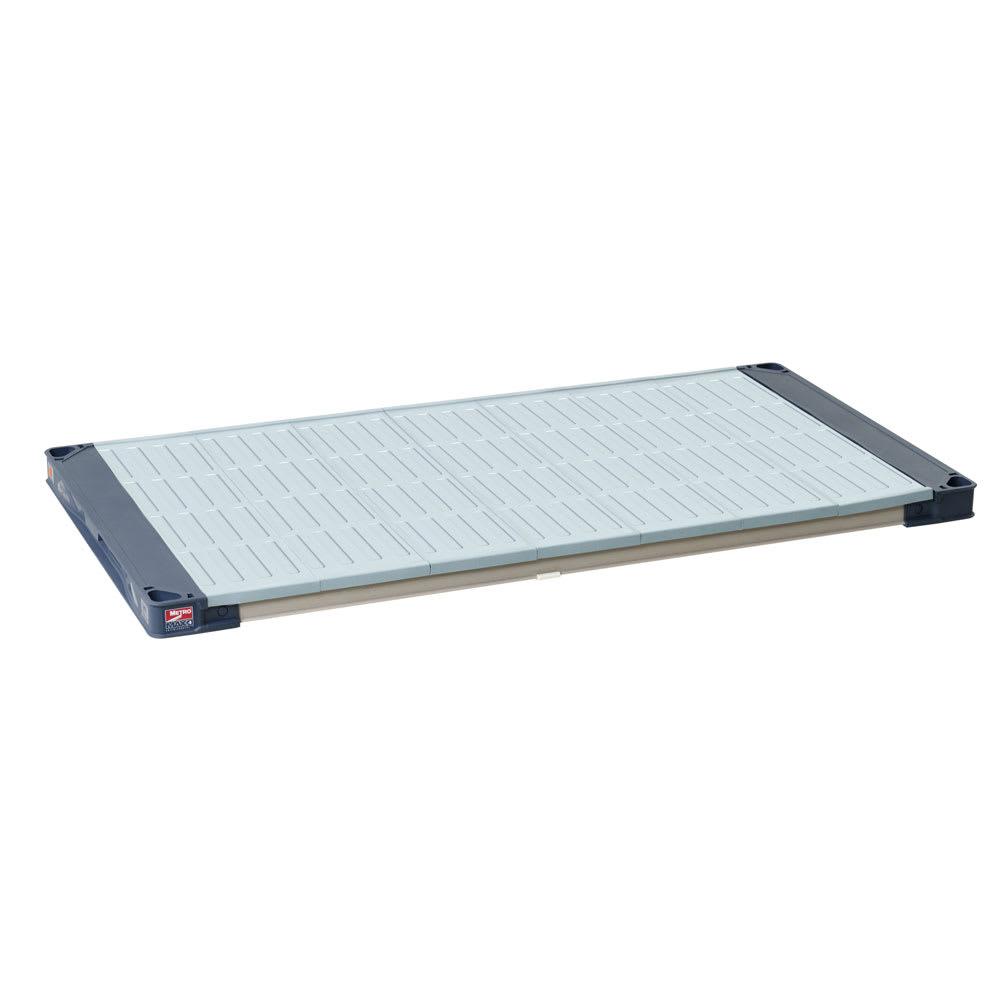 "Metro MAX4-2460F MetroMax 4™ Polymer Solid Shelf - 60"" x 24"""