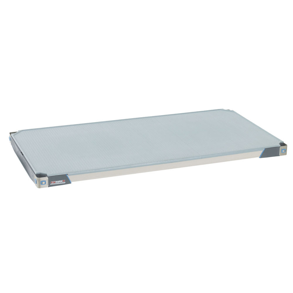 "Metro MX2436F MetroMax i® Polymer Solid Shelf - 36""W x 24""D"