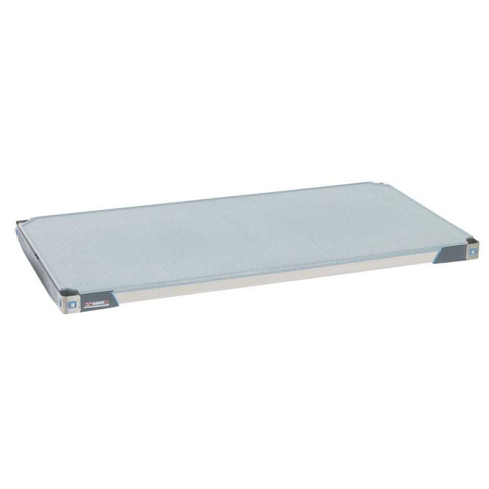 "Metro MX2448F MetroMax i® Polymer Solid Shelf - 48""W x 24""D"