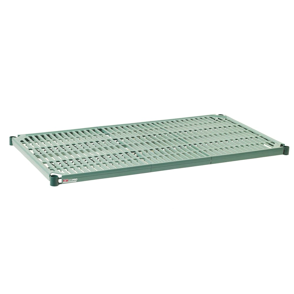 "Metro PR2436NK3 Super Erecta Pro™ Epoxy Coated Wire Shelf - 36""W x 24""W"