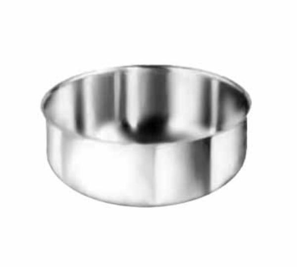 Polar Ware 52 Straight Sided Bowl, 16 Oz., Stainless Steel