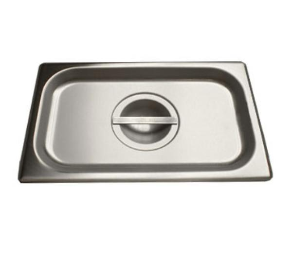 Polar Ware 902-2 Ninth-Size Steam Pan Cover, Stainless