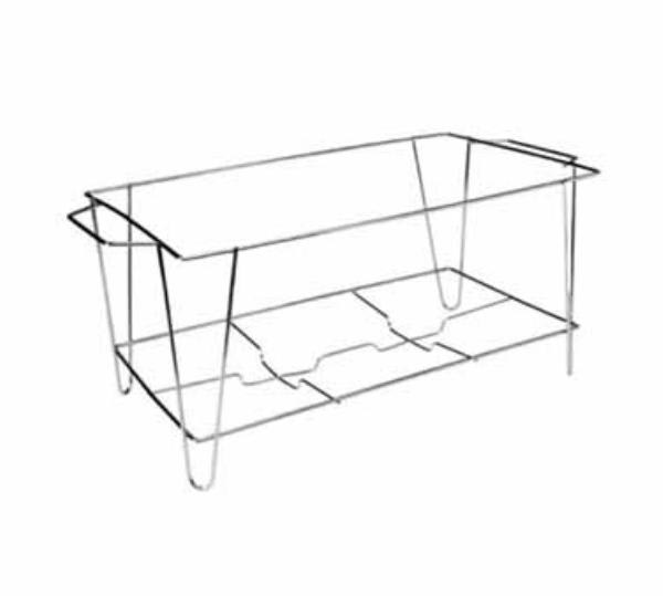 Polar Ware T182F Full Size Chafer Frame, Stainless Steel Wire Construction