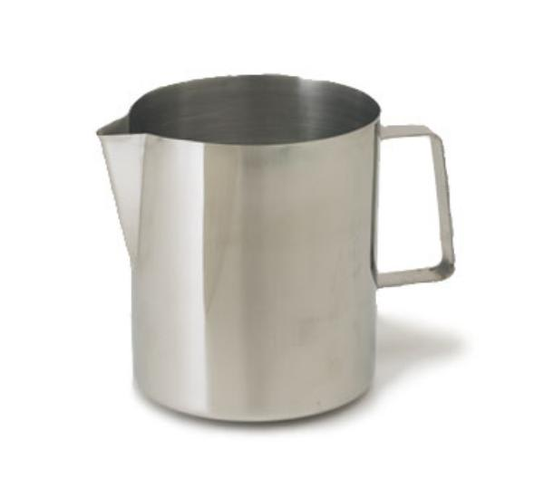 Polar Ware T9148 48 oz Steaming Pitcher, Straight-Sided, Stainless Steel