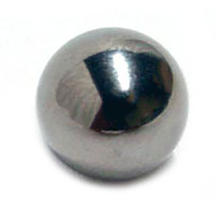 "Server 06022 Replacement Stainless Steel Ball, 1/2"", for Server SS Pumps"